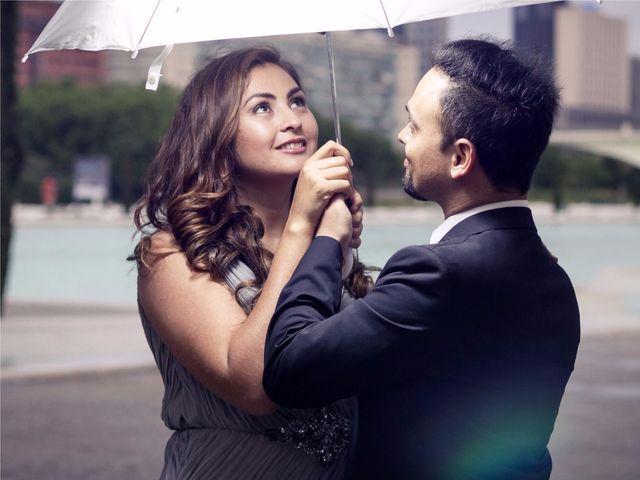 La boda de Yenny y Fernando