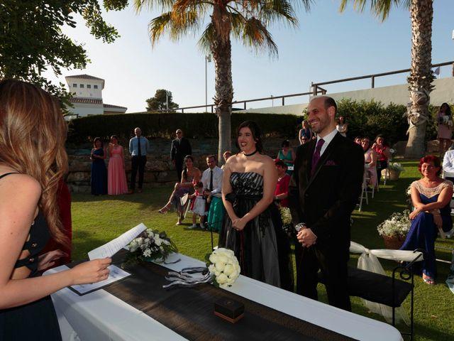 La boda de Pablo y Vanessa en Caleta De Velez, Málaga 6