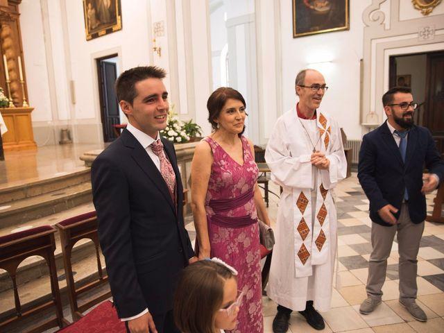 La boda de Pablo y Irene en Granada, Granada 10