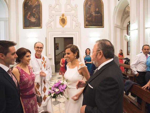La boda de Pablo y Irene en Granada, Granada 11