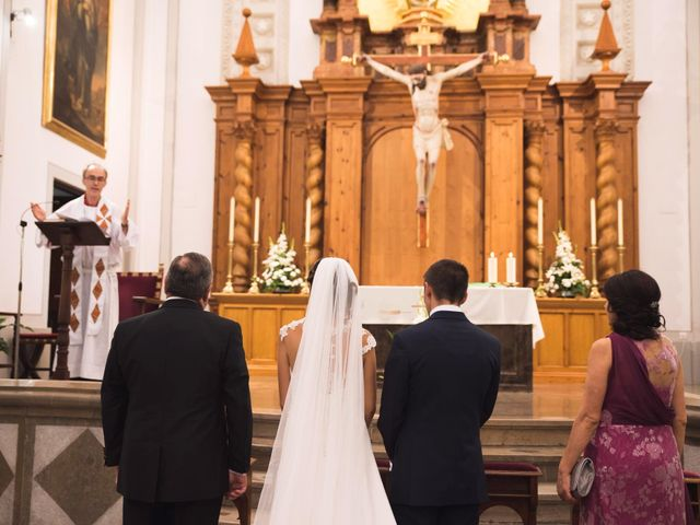 La boda de Pablo y Irene en Granada, Granada 12