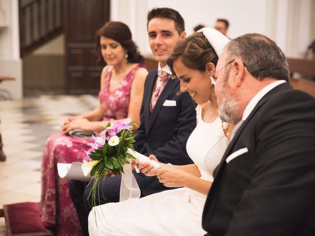 La boda de Pablo y Irene en Granada, Granada 13