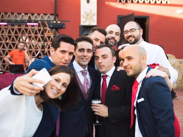 La boda de Pablo y Irene en Granada, Granada 19