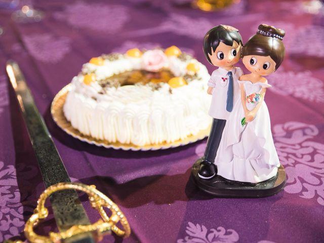 La boda de Pablo y Irene en Granada, Granada 20