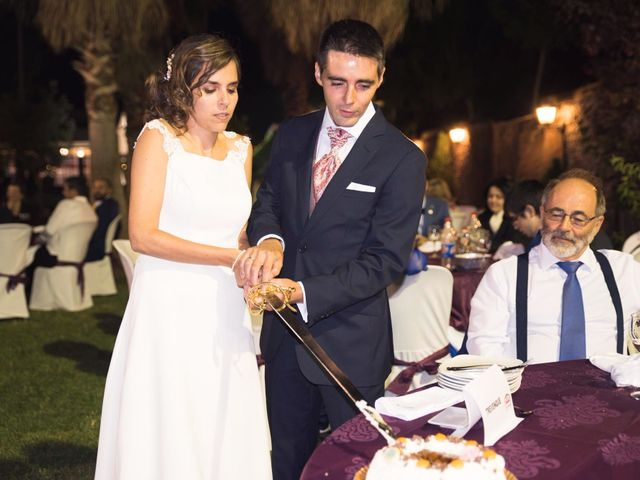 La boda de Pablo y Irene en Granada, Granada 22