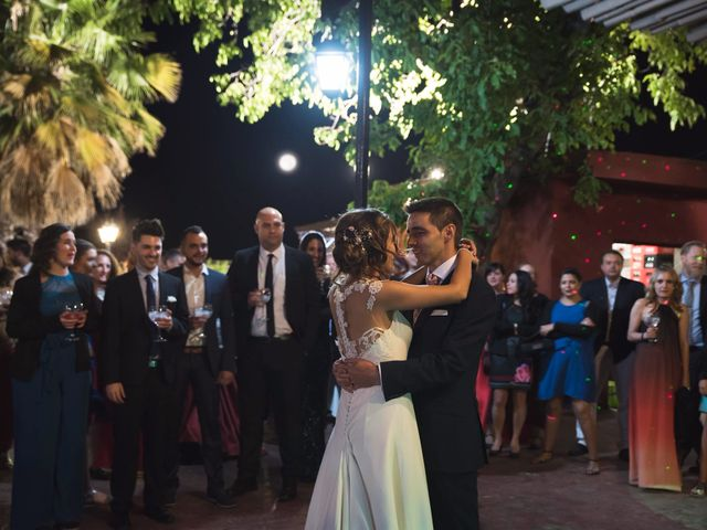 La boda de Pablo y Irene en Granada, Granada 23