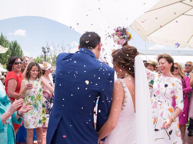 La boda de David y Maria Jose en Huescar, Granada 3