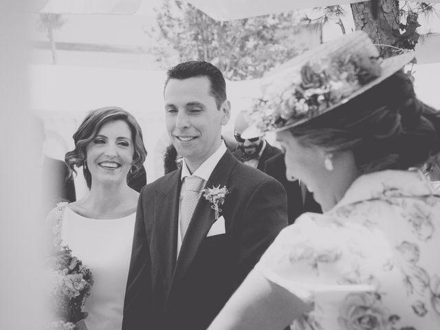 La boda de David y Maria Jose en Huescar, Granada 13