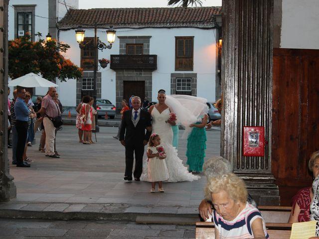 La boda de Josué y Romina en Las Palmas De Gran Canaria, Las Palmas 5