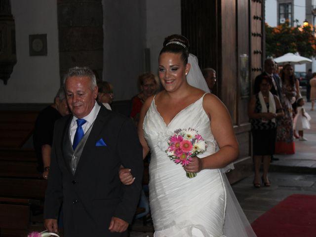 La boda de Josué y Romina en Las Palmas De Gran Canaria, Las Palmas 1