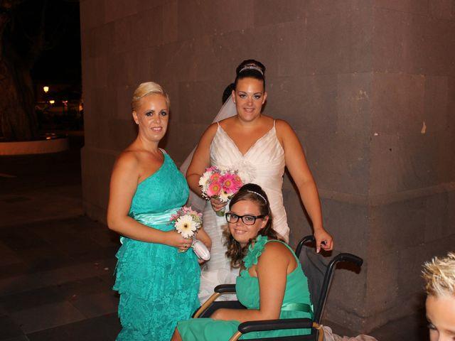 La boda de Josué y Romina en Las Palmas De Gran Canaria, Las Palmas 2