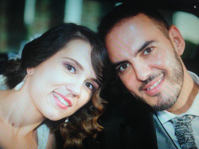 La boda de Moisés y Nieves en Mérida, Badajoz 1