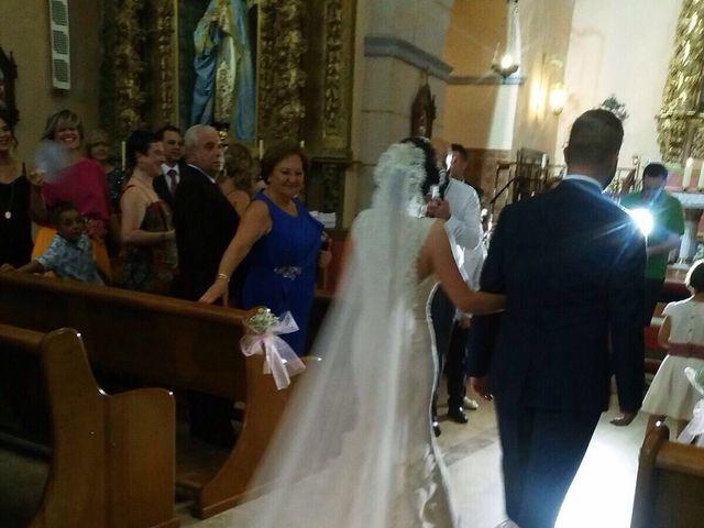 La boda de Moisés y Nieves en Mérida, Badajoz 4