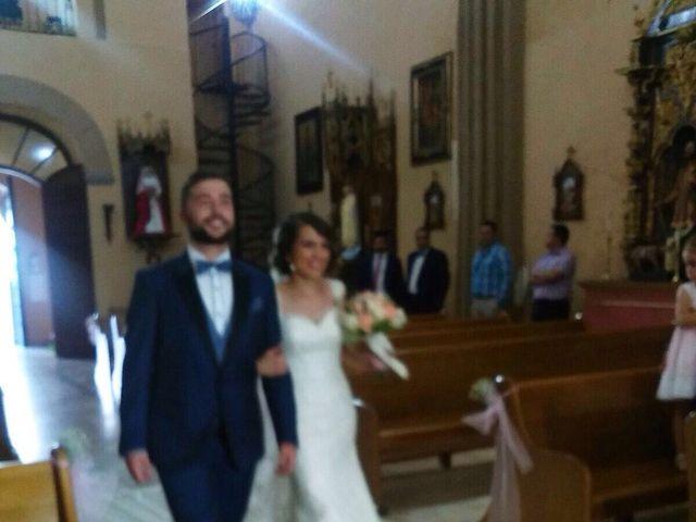 La boda de Moisés y Nieves en Mérida, Badajoz 5