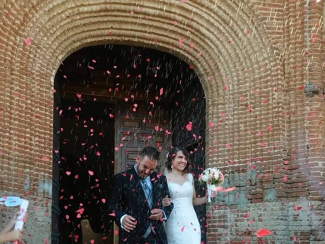 La boda de Moisés y Nieves en Mérida, Badajoz 6