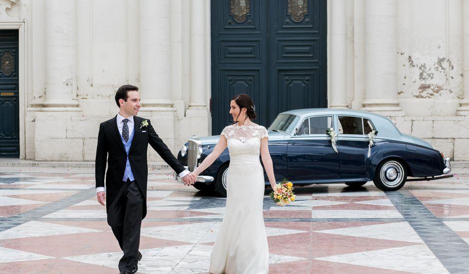 La boda de Óscar y María en Zaragoza, Zaragoza