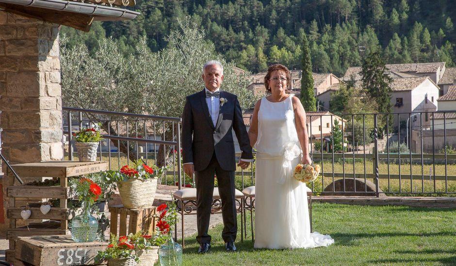 La boda de Luis y Geny en Orista, Barcelona