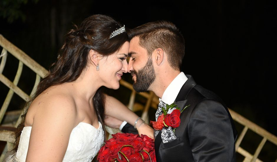 La boda de Carlos y Catalina en Algaida, Islas Baleares