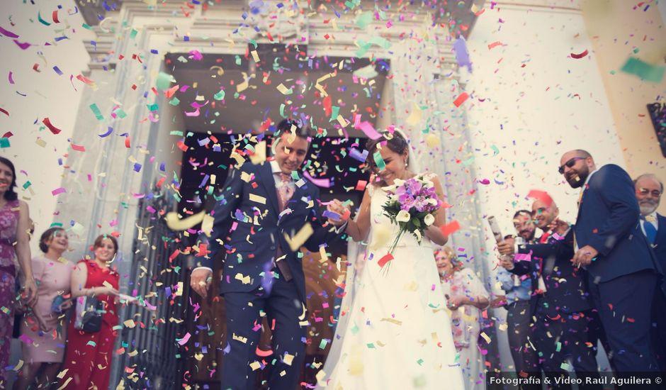 La boda de Pablo y Irene en Granada, Granada