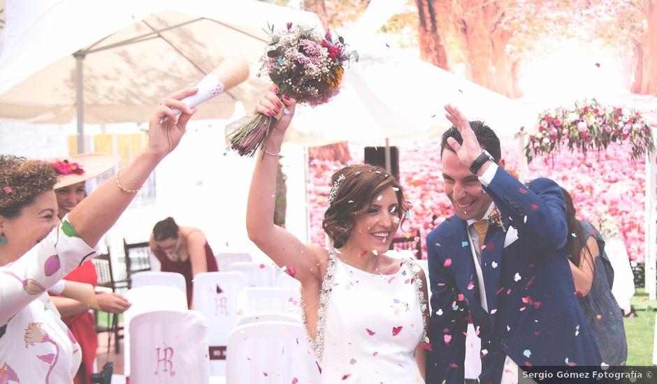 La boda de David y Maria Jose en Huescar, Granada - Bodas.net