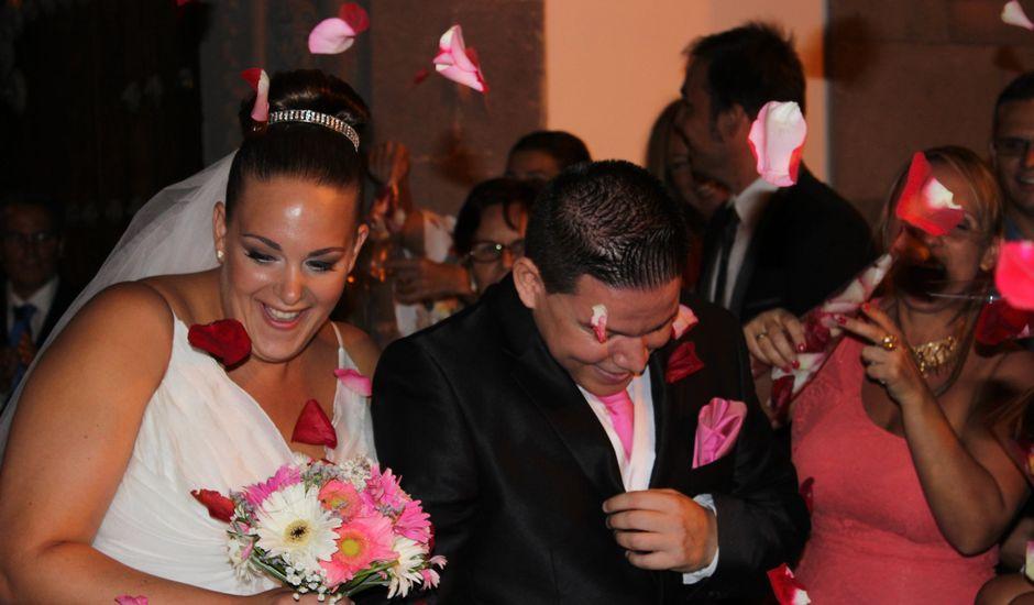 La boda de Josué y Romina en Las Palmas De Gran Canaria, Las Palmas