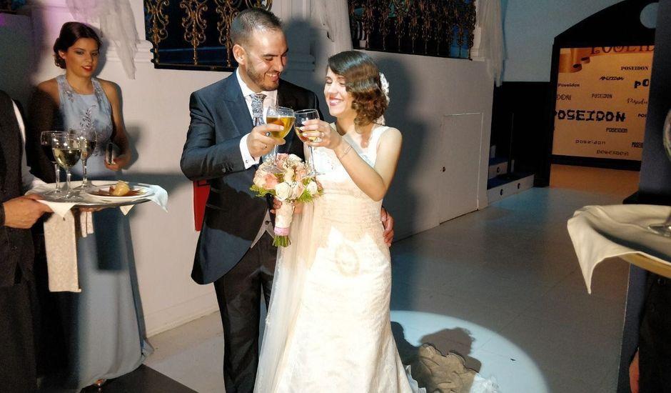 La boda de Moisés y Nieves en Mérida, Badajoz