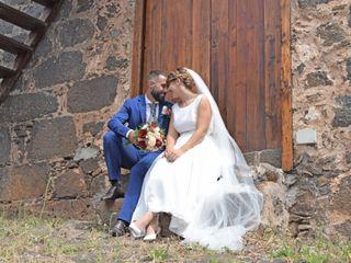 La boda de Yaiza y Nauzet