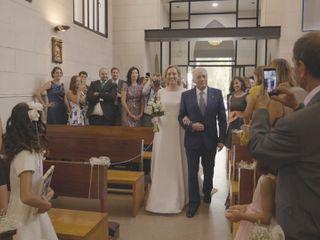 La boda de Mercedes y Jhojan 2