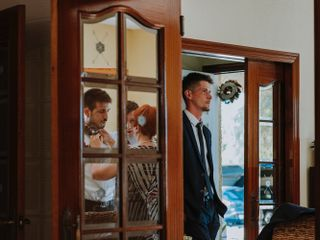 La boda de Ara y Roberto 2