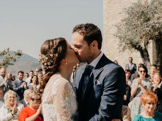 La boda de Leire y David