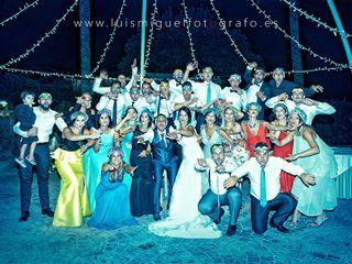 La boda de Lucia  y Rafael