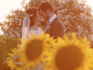 La boda de Cecilia y Abner 1