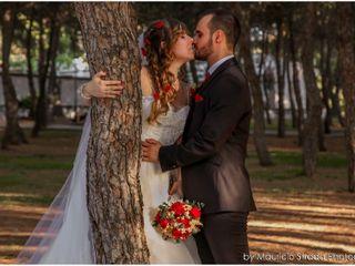 La boda de Laura y Christian