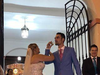 La boda de Raquel  y Carlos  1