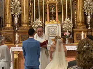 La boda de Raquel  y Carlos  2