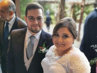 La boda de Erwin y Natalia