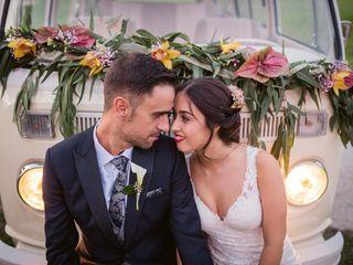 La boda de Miriam y Antonio