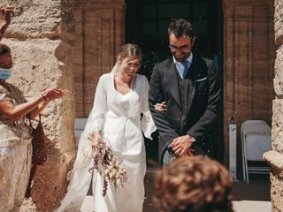 La boda de María y Ramón