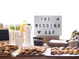 La boda de Amanda y Raúl 1