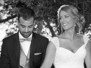 La boda de Estela y Pep