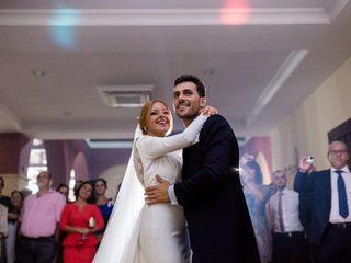 La boda de Eli y Darío