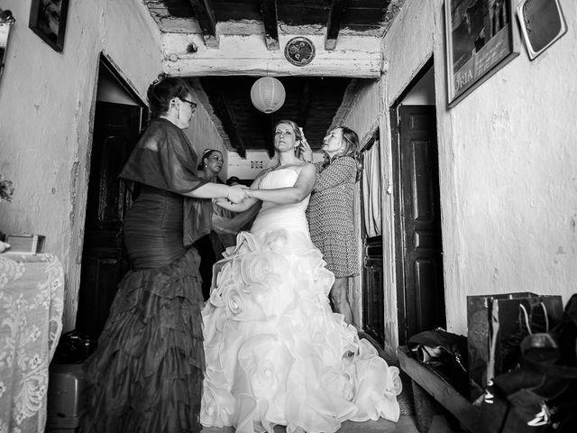 La boda de Javier y Irene en Berlanga De Duero, Soria 10