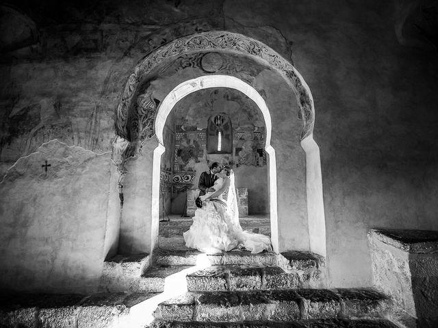 La boda de Javier y Irene en Berlanga De Duero, Soria 16