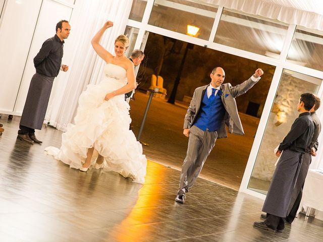 La boda de Javier y Irene en Berlanga De Duero, Soria 22