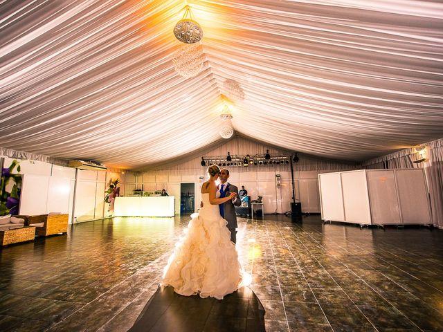 La boda de Javier y Irene en Berlanga De Duero, Soria 27