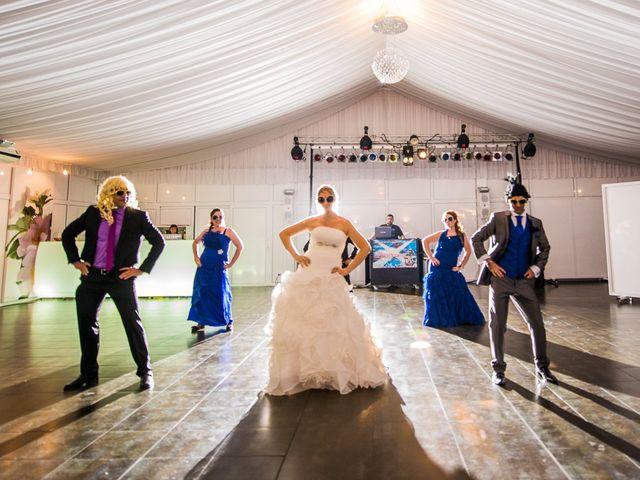 La boda de Javier y Irene en Berlanga De Duero, Soria 28