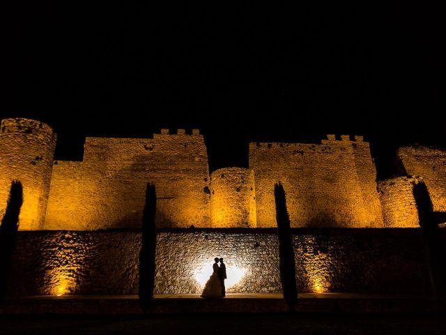 La boda de Javier y Irene en Berlanga De Duero, Soria 2
