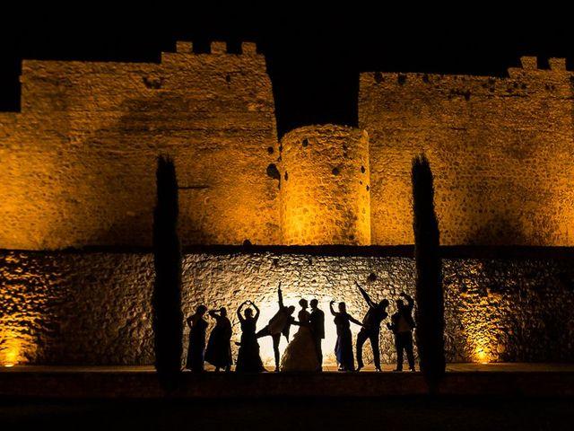 La boda de Javier y Irene en Berlanga De Duero, Soria 29