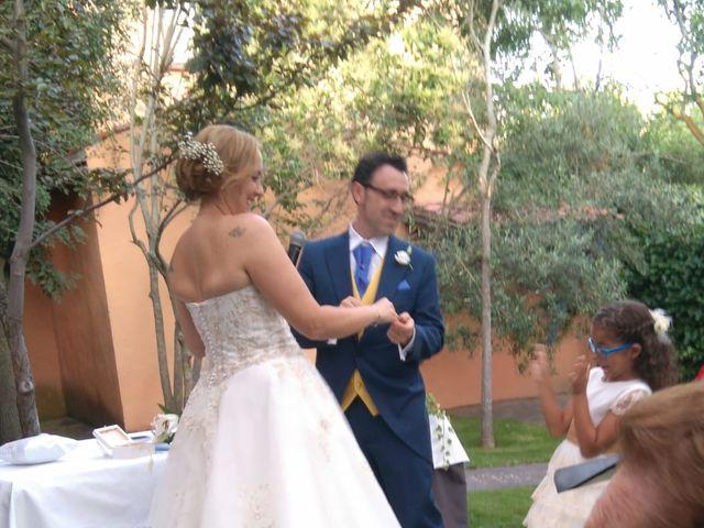 La boda de Eva y Juan en Aldehuela (Torrecaballeros), Segovia 2