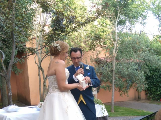 La boda de Eva y Juan en Aldehuela (Torrecaballeros), Segovia 5